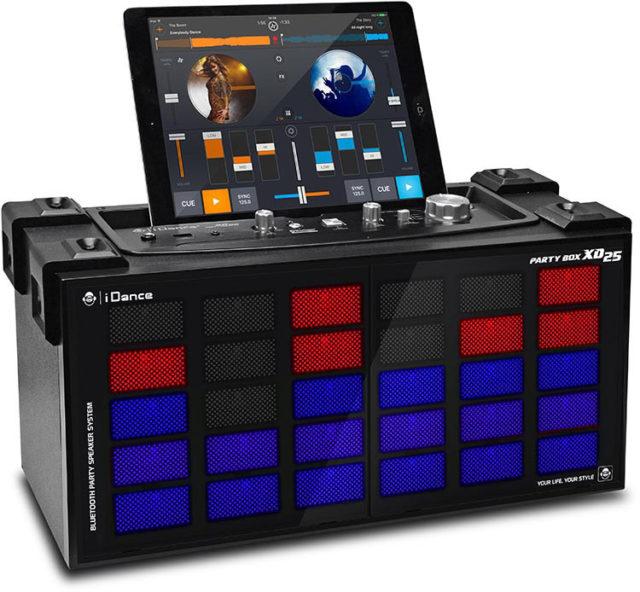 Party Box XD-25 – Bild