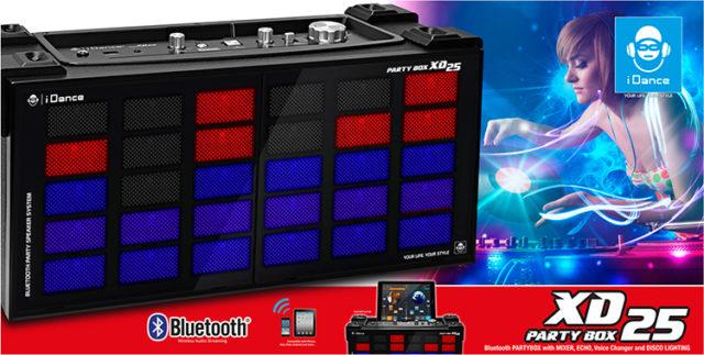 Party Box XD-25 – Bild#1