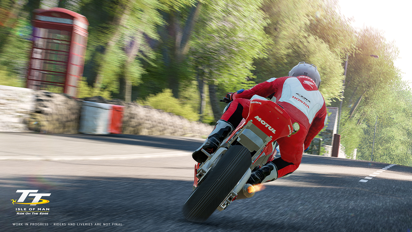 TT Isle of Man – Screenshot