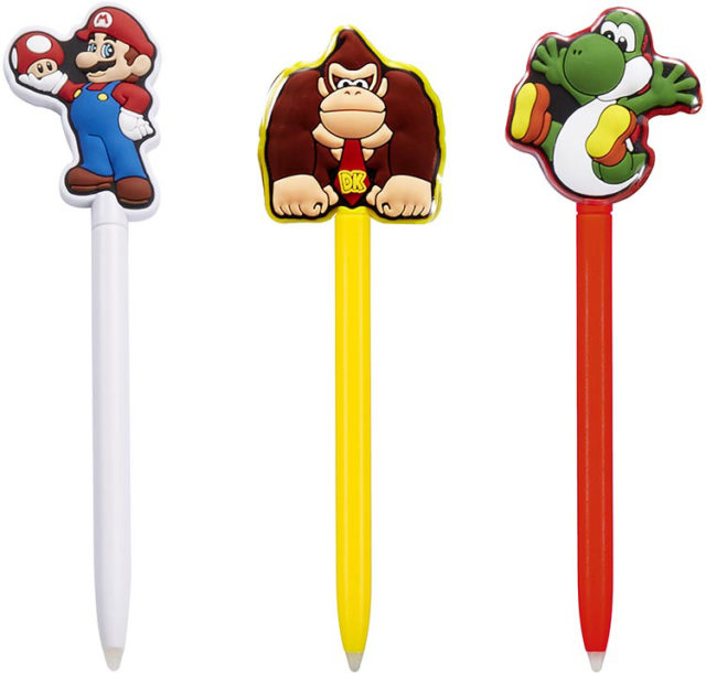 Mario Bros. Stylus Set – Bild