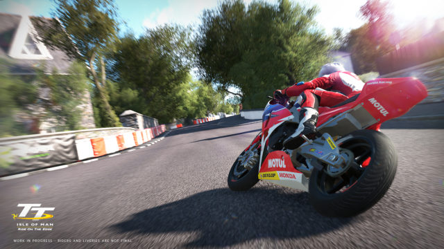 TT Isle of Man Screenshot