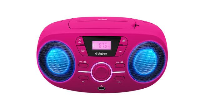 CD-Radio CD61 – USB - Packshot