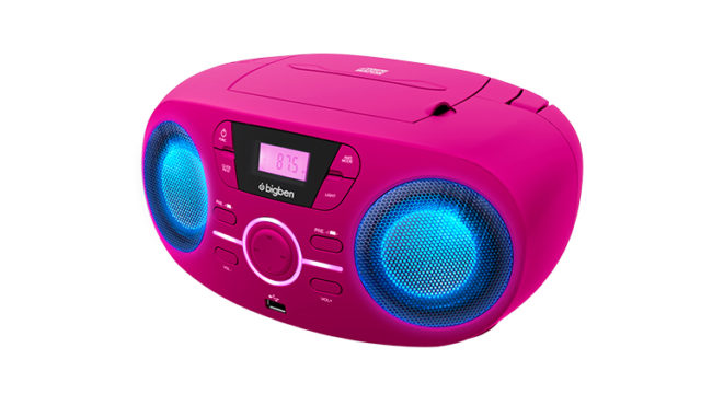 CD-Radio CD61 – USB – Bild