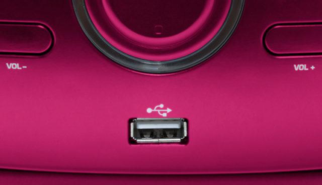 CD-Radio CD61 – USB – Bild#2tutu#3