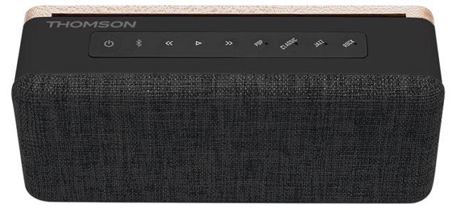 Thomson Bluetooth®-Lautsprecher WS04 – Bild