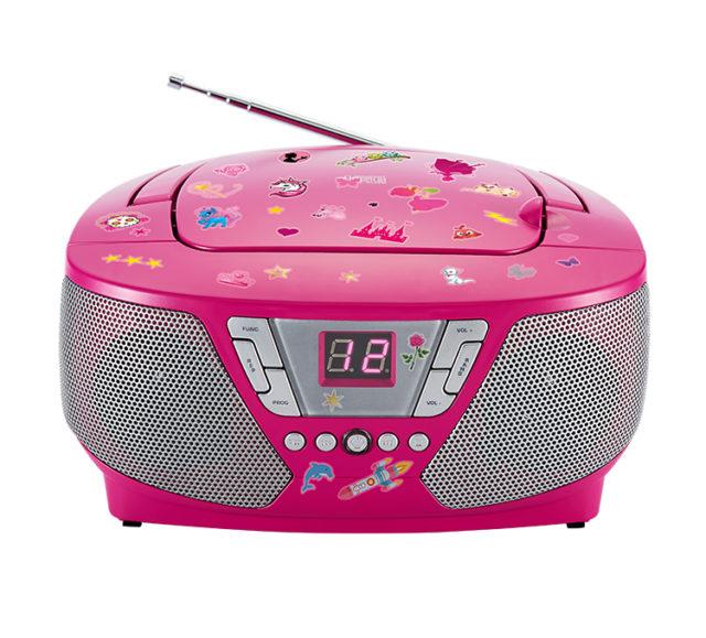Tragbares CD/Radio CD60 KIDS - Packshot