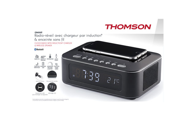 THOMSON CR400iBT – Packshot