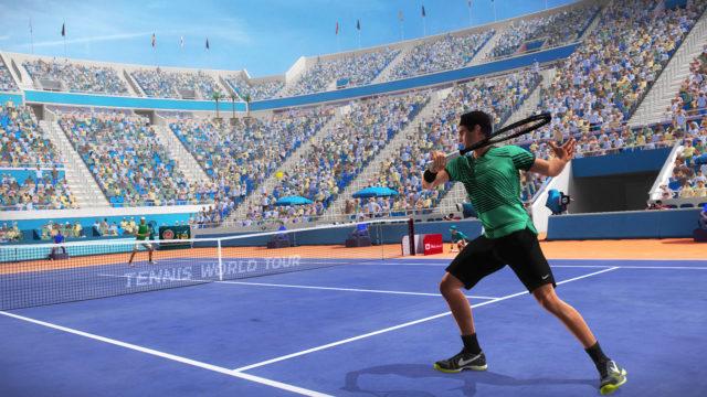 Tennis World Tour Screenshot 01