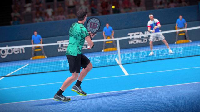Tennis World Tour Screenshot 05