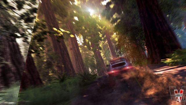 V-Rally Screenshot 01