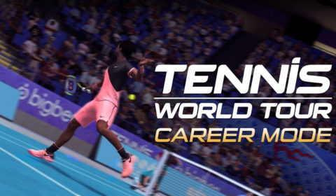 Tennis World Tour Karriere Modus
