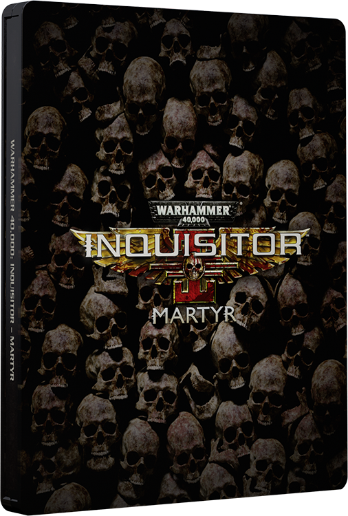 Warhammer 40,000: Inquisitor – Martyr – Imperium Edition – Bundle#2tutu