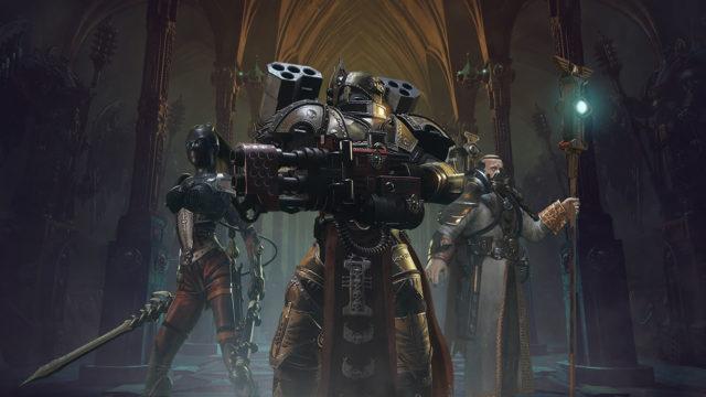 Warhammer 40,000: Inquisitor – Martyr – Imperium Edition – Screenshot