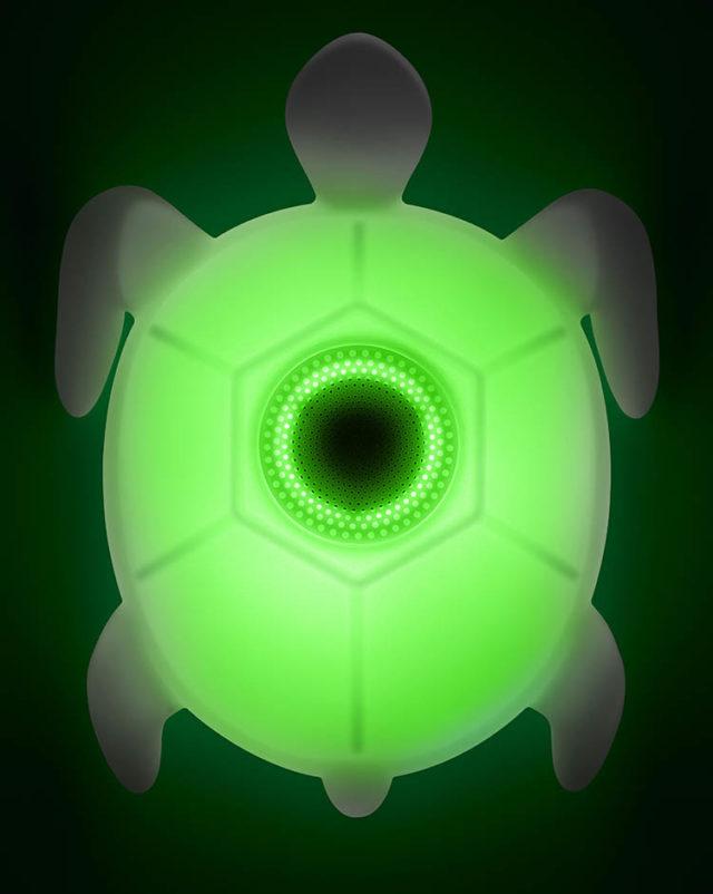Bluetooth®-Lautsprecher Lumin´us – Turtle – Bild#2tutu#3