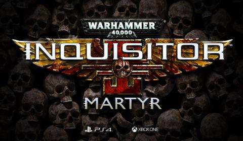 Warhammer 40.000: Inquisitor - Martyr erscheint am 6. Juli für Konsolen