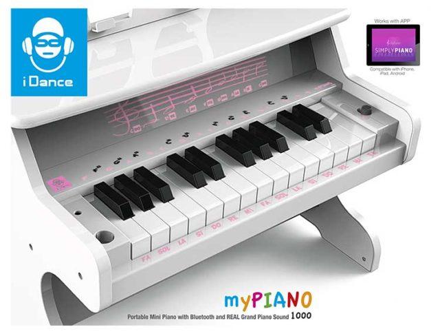iDance My Piano - Packshot