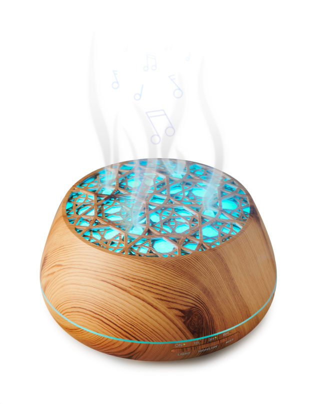 Bluetooth®-Aroma-Lautsprecher BTA01 – Bild#2tutu#4tutu#6tutu#8tutu