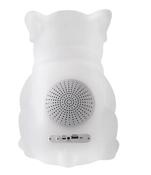 Bluetooth®-Lautsprecher – Lumin´Us Dog – Bild#2tutu#4tutu#6tutu#8tutu#10tutu#12tutu