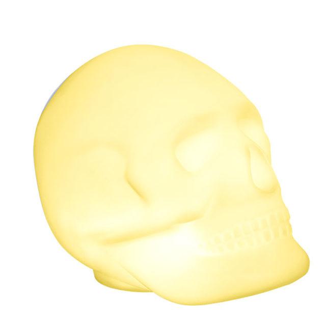 Bluetooth®-Lautsprecher – Lumin´Us Skull – Bild#2tutu#3
