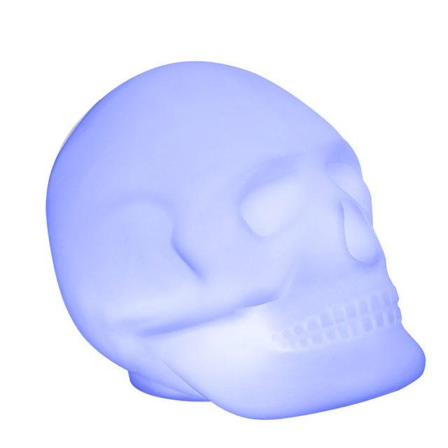 Bluetooth®-Lautsprecher – Lumin´Us Skull – Bild#2tutu#4tutu#5