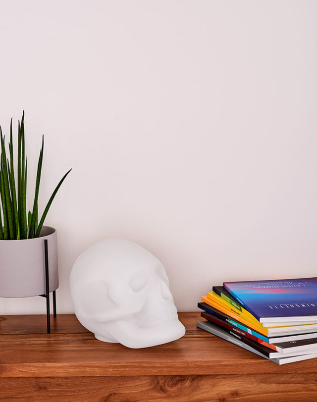 Bluetooth®-Lautsprecher – Lumin´Us Skull – Bild#2tutu#4tutu#6tutu#8tutu#9