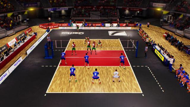 Spike Volleyball Screenshot 2