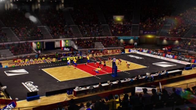 Spike Volleyball Screenshot 4