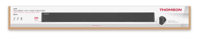 Thomson Soundbar SB200BT - Packshot