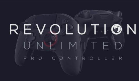 NACON enthüllt weitere Produktdetails zum REVOLUTION Unlimited Pro Controller